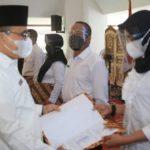 Bupati Banyuwangi Serahkan SK PPPK 590 Tenaga Honorer K-2