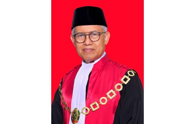 Ketua Pengadilan Tinggi Semarang Cicut Sutiarso Meninggal Dunia