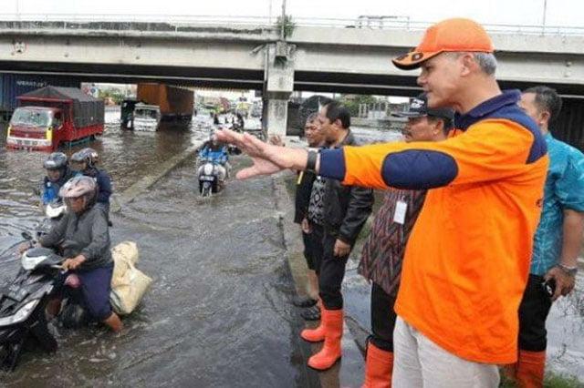 Semarang Banjir, Kemana Anies?