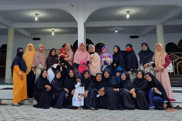 Komunitas Sejuta Sedekah Jum'at Berkah Peringati Isra Mi'raj