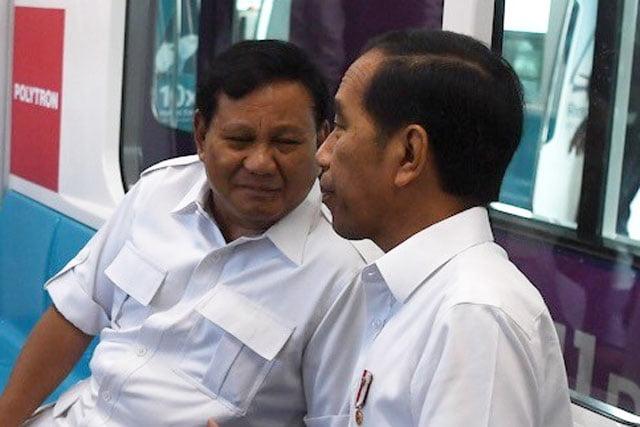Pasangkan Jokowi-Prabowo 2024, Polarisasi Rakyat Berhenti?