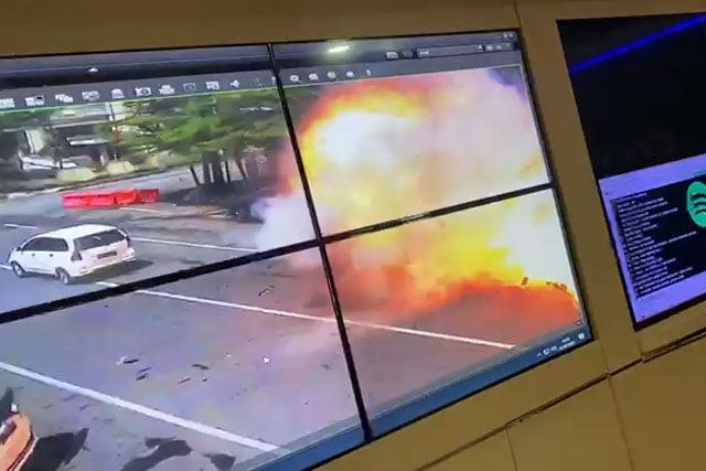 Teror Bom Makassar, Antara Fakta dan Opini