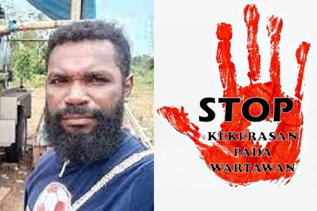 Wartawan Papua Barat Dianiaya, Diduga Tak Terima Sepupu Diberitakan