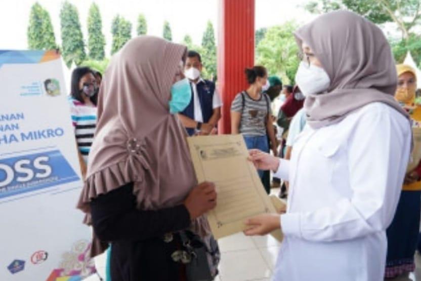 Topang UMKM Naik Kelas, Banyuwangi Jemput Bola Izin LewatOSS Ke Desa Desa