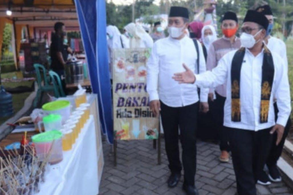 Wabub Sugirah Apresiasi Destinasi Wisata Gandeng UMKM Lokal Gerakkan Ekonomi