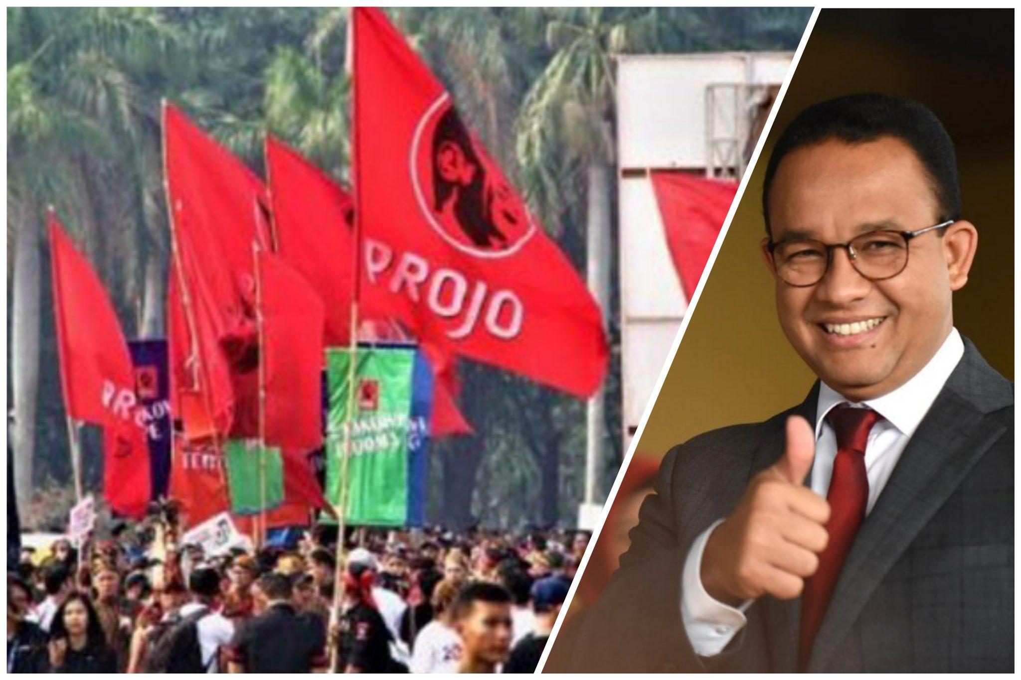 Pendukung Presiden Jokowi Mulai Merapat Ke Anies