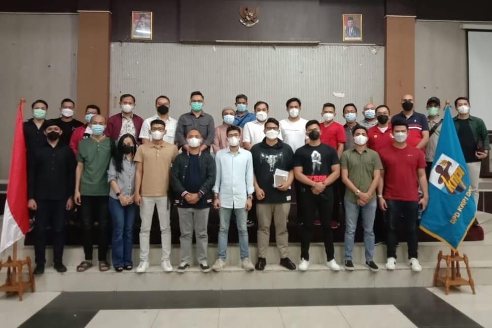 Jelang Pelantikan, Ketua DPD KNPI DKI Jakarta Kumpulkan Pengurus Untuk Konsolidasi