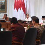 Presiden Pimpin Ratas Penyelenggaraan PON XX dan Peparnas XVI di Papua