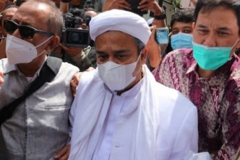 Banding HRS Kandas, Pengadilan Tinggi Menolak dan Memperkuat Putusan PN Jaktim