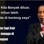 Terseret Prank 2 Triliun, Berita Jokowi Kantongi Rp 11 Ribu Triliun Menghilang