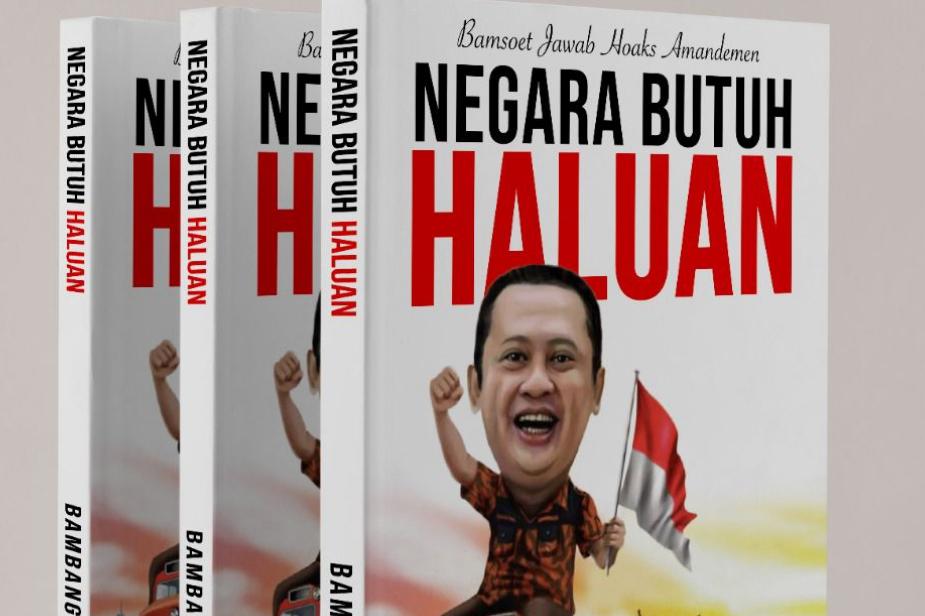 Bambang Soesatyo : Mengapa Negara Butuh Haluan?