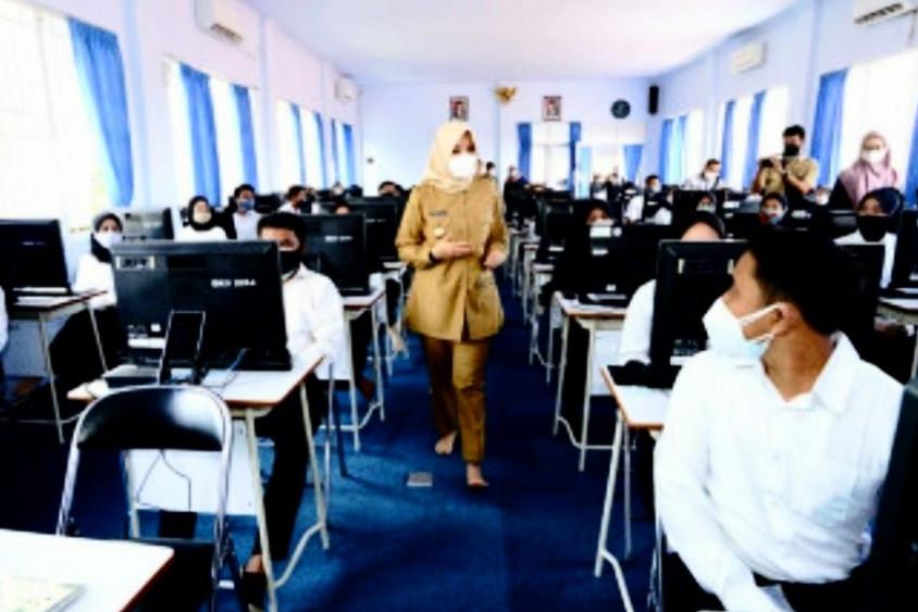 Sejumlah 1.020 Pelamar CPNS Banyuwangi Penuhi Passing Grade SKD